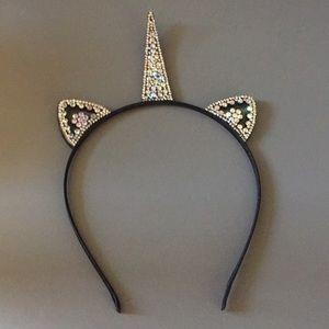❗️Must Bundle❗️Silver Unicorn Headband